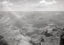 Grand Canyon, July 1929.