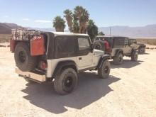 Jeep crew.