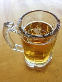 Beer oclock.