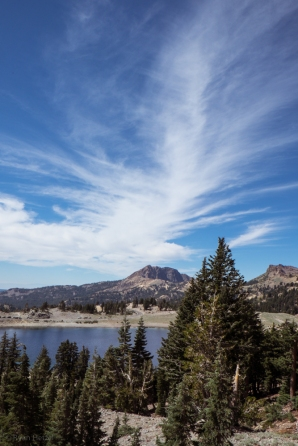 Drove through Lassen National Park- awesome as always.