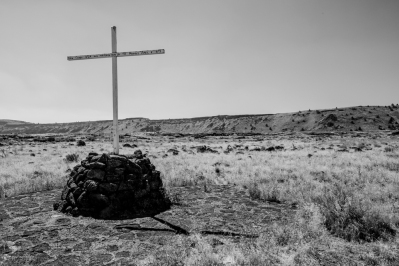 Canby Cross- The only US general to be killed in war (at that point). Very controversial as the situation needs to be seen from both view points (Modoc Indians and US Army).