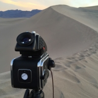 Stayed at Stovepipe Wells and got up for sunrise over Mequite Sandunes. Yes JB, i know there is only one S.