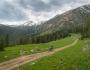 Potosi Camping in Montana, June2016