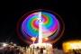 Ferris Wheel lights, July2016